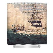 Washington In New York Shower Curtain