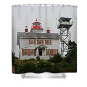 Washington Light House Shower Curtain