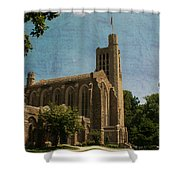 Washington Memorial Chapel Shower Curtain