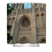 Washington National Cathedral Shower Curtain