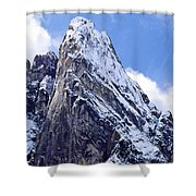 Washington Pass Peak Shower Curtain
