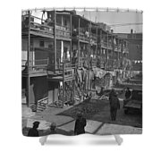 Washington Slum, 1935 Shower Curtain
