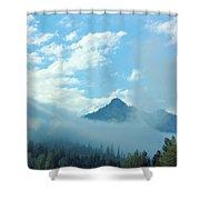 Washington State Shower Curtain