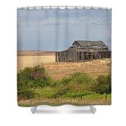 Washington - Still Standing Shower Curtain