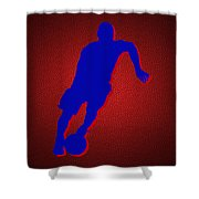 Washington Wizards John Wall Shower Curtain