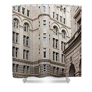 Washington Buildings Shower Curtain