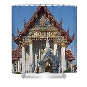 Wat Amarintaram Ubosot Dthb1507 Shower Curtain