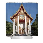 Wat Burapa Ubosot Dthu400 Shower Curtain