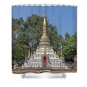 Wat Chai Monkol Phra Chedi Dthcm0860 Shower Curtain