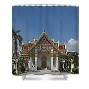 Wat Phrasri Mahathat Ubosot Dthb1462 Shower Curtain