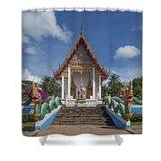 Wat Suwan Khiri Khet Ubosot Dthp265 Shower Curtain