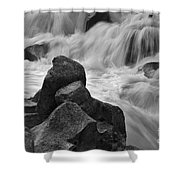 Water And Stone Nigel Creek 2 Shower Curtain
