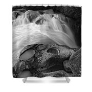 Water And Stone Nigel Creek 7 Shower Curtain