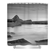 Water Barriers Shower Curtain