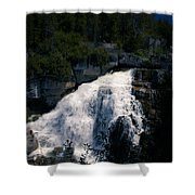 Water Falls Shower Curtain