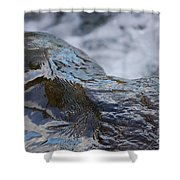 Water Mountain 2 By Jrr Shower Curtain