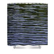 Water Pattern Shower Curtain