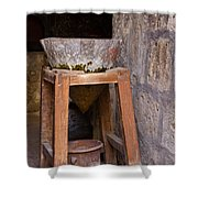Water Purification In Arequipa Shower Curtain