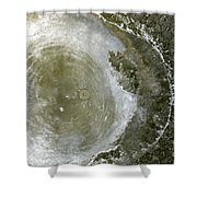 Water Spout 2 Shower Curtain