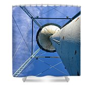 Water Tower 01 Shower Curtain