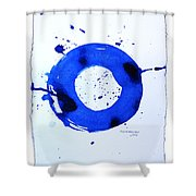 Water Variations 1 Shower Curtain