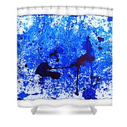 Water Variations 16 Shower Curtain