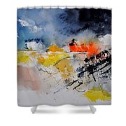 Watercolor 212132 Shower Curtain