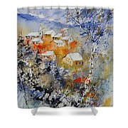 Watercolor 314031 Shower Curtain
