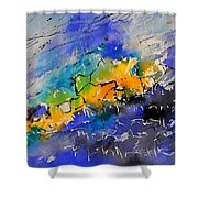 Watercolor 314040 Shower Curtain