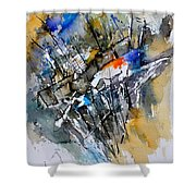 Watercolor 314090 Shower Curtain