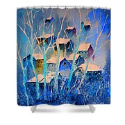 Watercolor 5110412 Shower Curtain