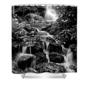 Waterfall At Rainbow Springs Shower Curtain