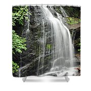Waterfall Bay Of Fundy Shower Curtain
