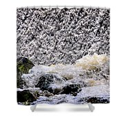 Waterfall Dance Shower Curtain