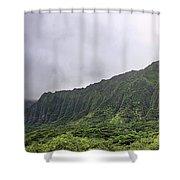 Waterfall Heaven Shower Curtain