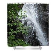 Waterfall Mine Kill State Park New York Shower Curtain