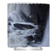 Waterfall Motion Shower Curtain