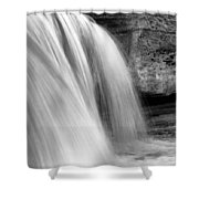 Waterfalls I I Shower Curtain