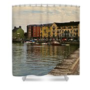 Waterford Waterfront Shower Curtain