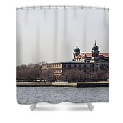 Waterfront 2 Shower Curtain