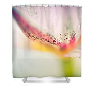 Waterlily Dreams 14 Shower Curtain