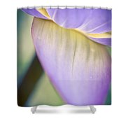 Waterlily Dreams 8 Shower Curtain
