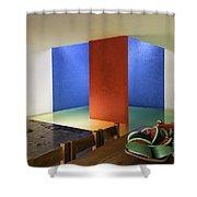 Watermelons Shower Curtain by Lynn Palmer