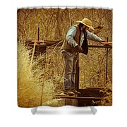 Waters Gate Shower Curtain