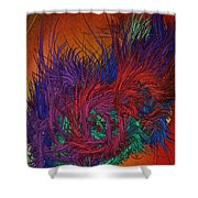 Waters Of Life Shower Curtain