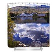 Waterville Valley 1 Shower Curtain