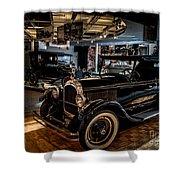 Watler P Chrysler Museum 2 Shower Curtain