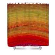 Wave-07 Shower Curtain