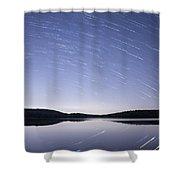 Wawayanda Trails Shower Curtain