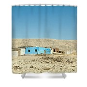 Way Back Home.. Shower Curtain